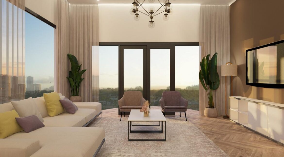 Contemporary Block of Apartments - 8 years Payment Plan with Conventional 3 bedrooms and duplexes plus DSQ7