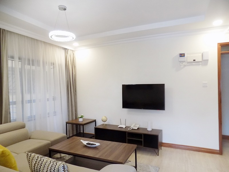 One (1) Bedroom Fully Furnished and Serviced Apartments for Rent at Ksh115 k on Riverside Drive11