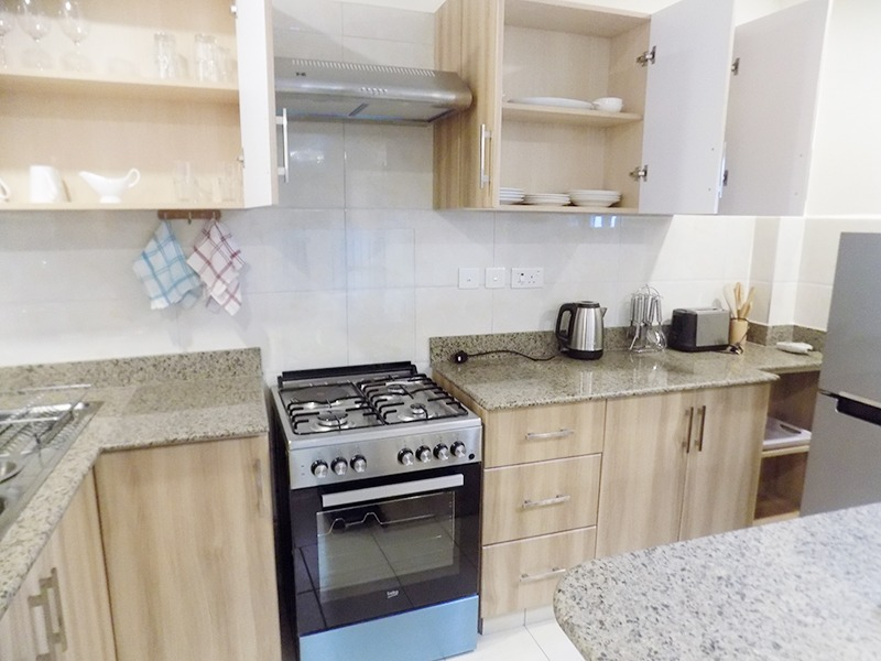 One (1) Bedroom Fully Furnished and Serviced Apartments for Rent at Ksh115 k on Riverside Drive20