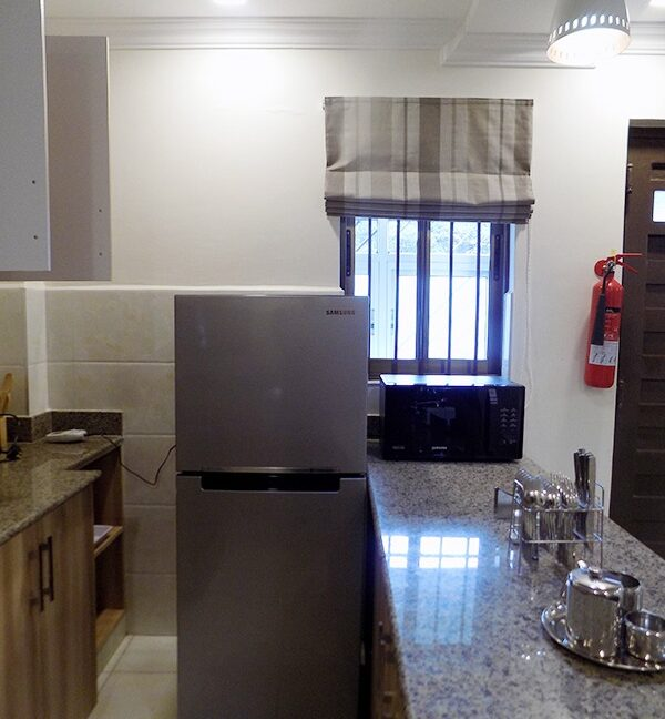 One (1) Bedroom Fully Furnished and Serviced Apartments for Rent at Ksh115 k on Riverside Drive22