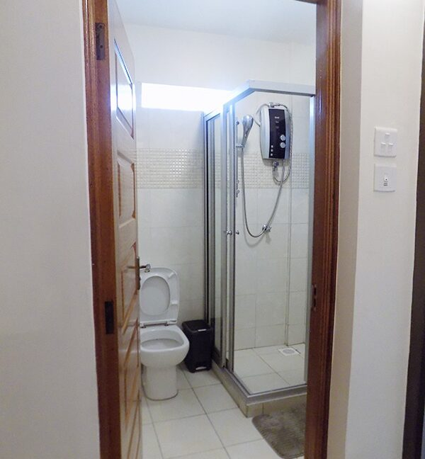One (1) Bedroom Fully Furnished and Serviced Apartments for Rent at Ksh115 k on Riverside Drive24