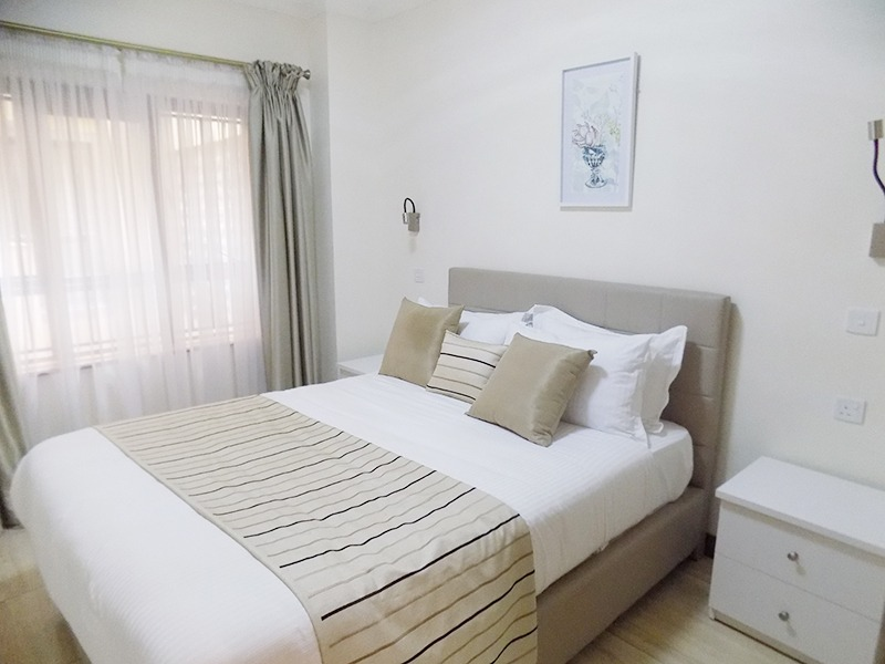 One (1) Bedroom Fully Furnished and Serviced Apartments for Rent at Ksh115 k on Riverside Drive29