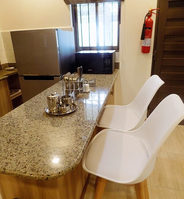 One (1) Bedroom Fully Furnished and Serviced Apartments for Rent at Ksh115 k on Riverside Drive4