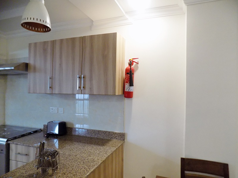 One (1) Bedroom Fully Furnished and Serviced Apartments for Rent at Ksh115 k on Riverside Drive6
