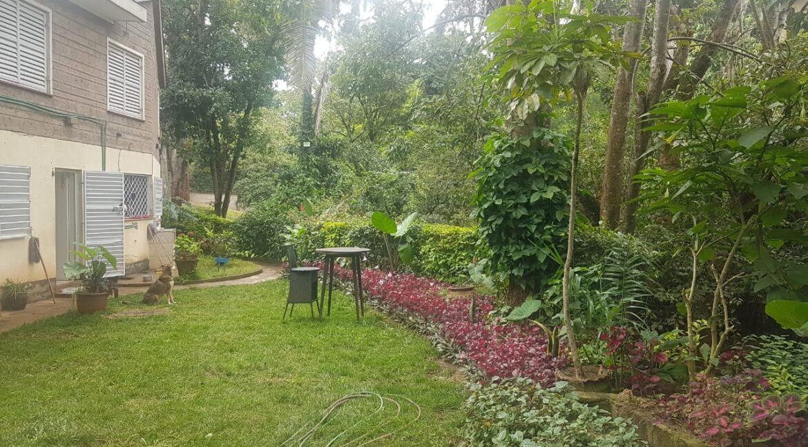 Prime Land for Sale on Peponi Road Ideal for Redevelopment of Town Houses at Ksh165M negotiable5