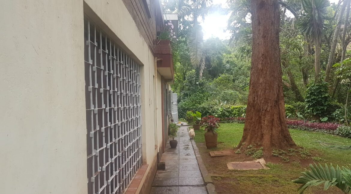 Prime Land for Sale on Peponi Road Ideal for Redevelopment of Town Houses at Ksh165M negotiable8