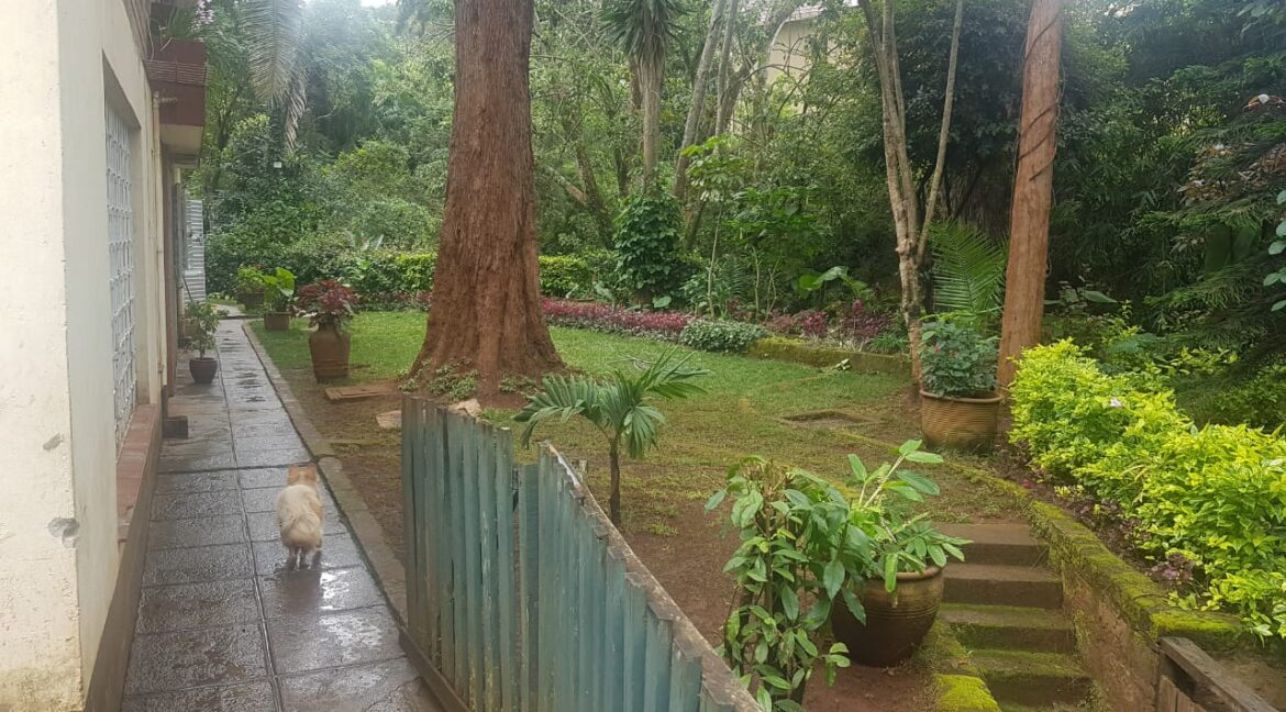 Prime Land for Sale on Peponi Road Ideal for Redevelopment of Town Houses at Ksh165M negotiable9