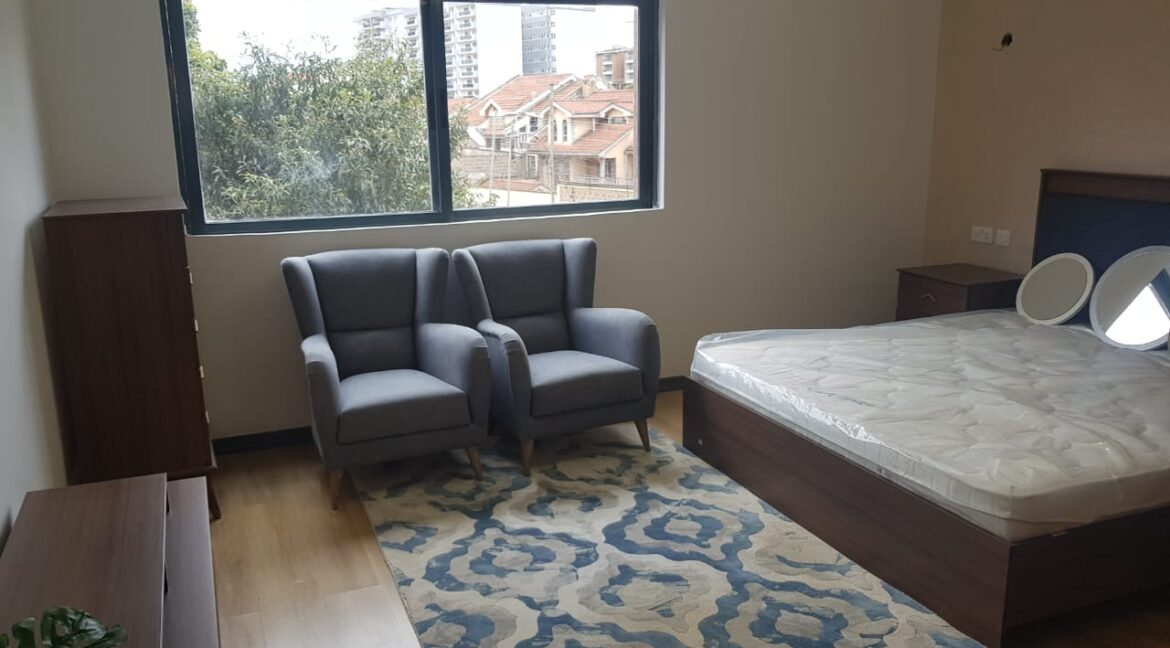 Studio Apartment for Sale in Kileleshwa at Ksh7M with Exciting Amenities3