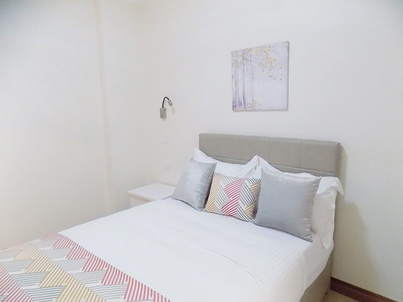 Two (2) Bedrooms Fully Furnished and Serviced Apartments for Rent at Ksh130k on Riverside Drive with outside balcony27