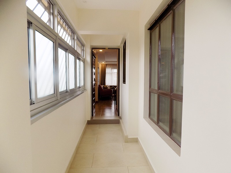 Two (2) Bedrooms Fully Furnished and Serviced Apartments for Rent at Ksh130k on Riverside Drive with outside balcony5