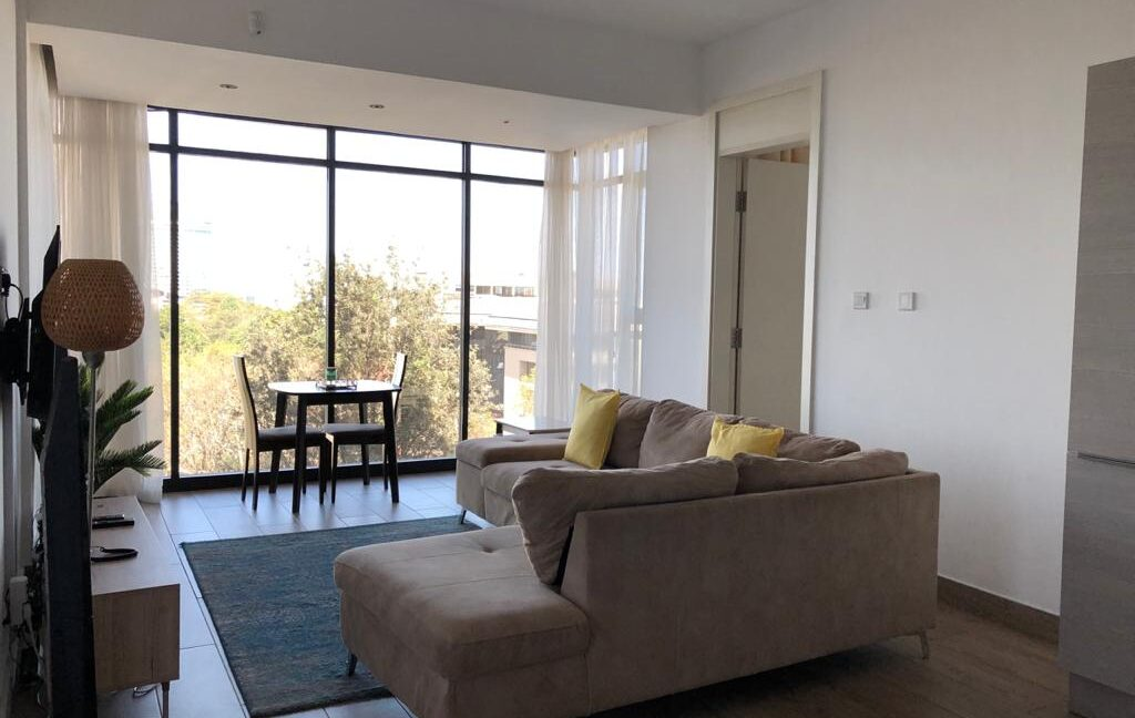 Two Bedroom Fully Furnished Apartment For Rent at Ksh170k located on Muthangari Drive, Westlands1