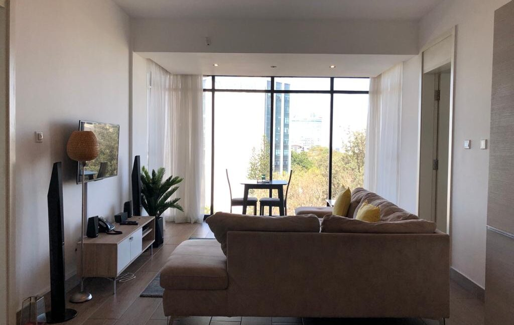 Two Bedroom Fully Furnished Apartment For Rent at Ksh170k located on Muthangari Drive, Westlands12