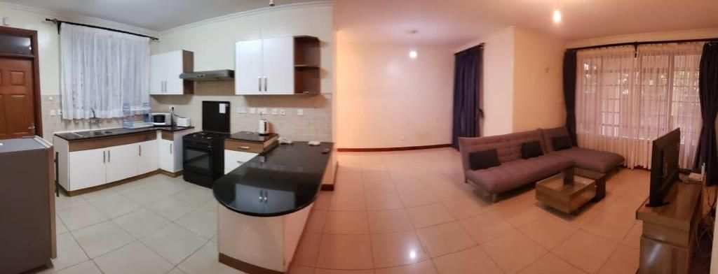 2 Bedroom Apartment for Rent on Ground floor  available for rent along Brookside, Westlands at Ksh90k inclusive of Service Charge3