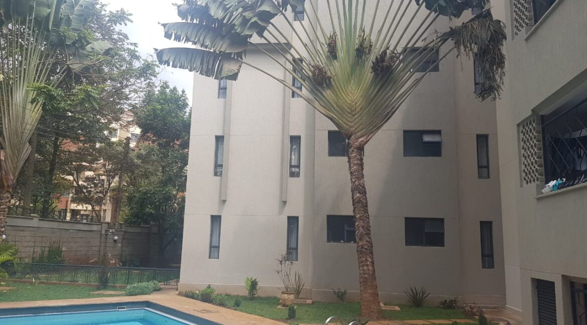 Newly Renovated 4 Bedroom Apartment For Rent  at Ksh160k with Swimming Pool, Gym, located at Valley Arcade, Lavington1