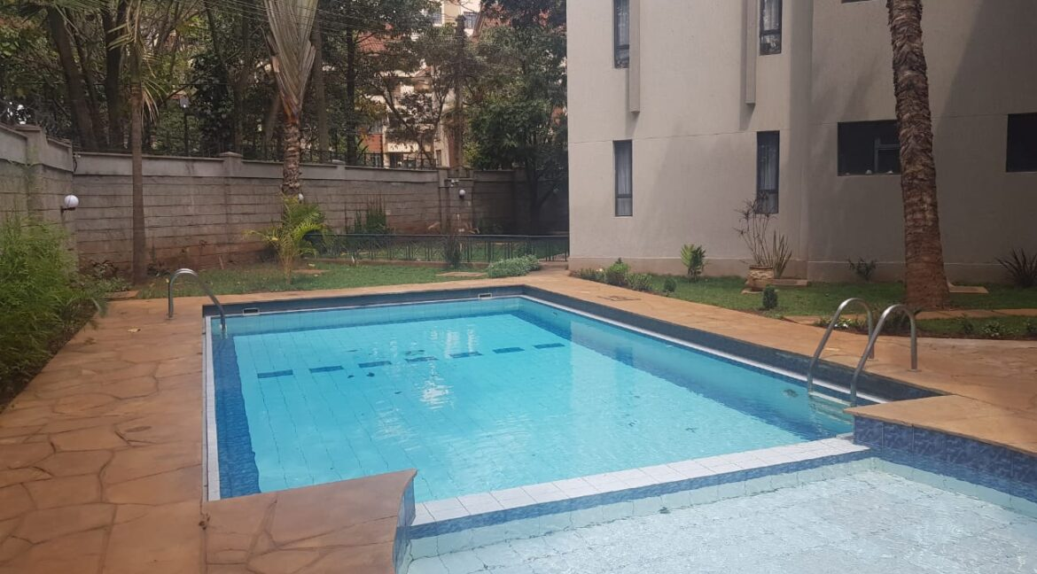 Newly Renovated 4 Bedroom Apartment For Rent  at Ksh160k with Swimming Pool, Gym, located at Valley Arcade, Lavington2