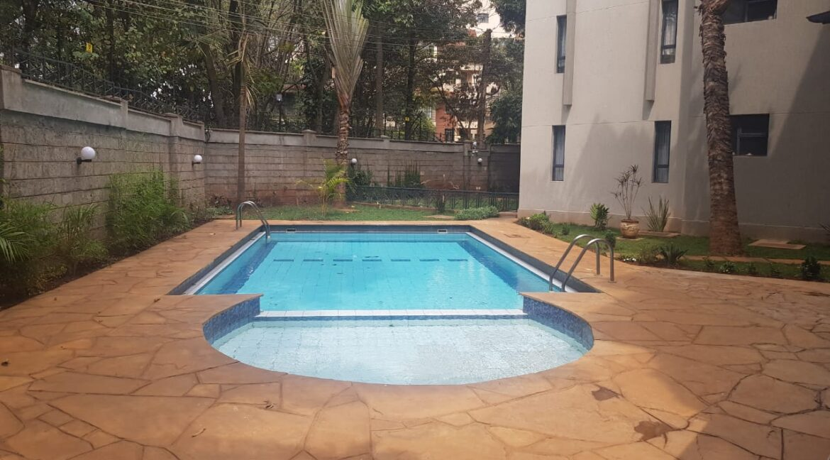 Newly Renovated 4 Bedroom Apartment For Rent  at Ksh160k with Swimming Pool, Gym, located at Valley Arcade, Lavington3