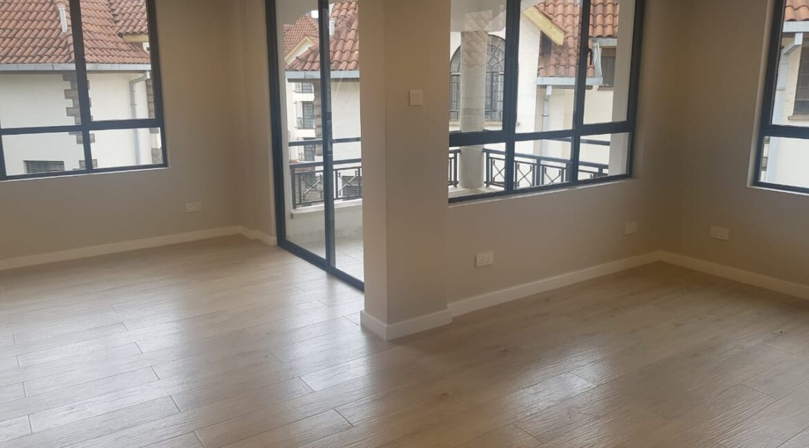 Newly Renovated 4 Bedroom Apartment For Rent  at Ksh160k with Swimming Pool, Gym, located at Valley Arcade, Lavington5